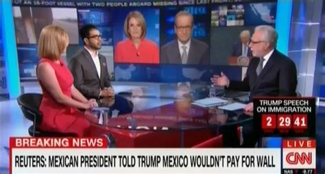 Cnn Situation Room by Cnn S Wolf Blitzer Reports Emerging That Mexican