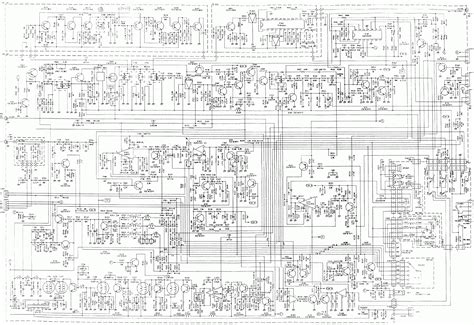 electrical circuit diagram alan 9001