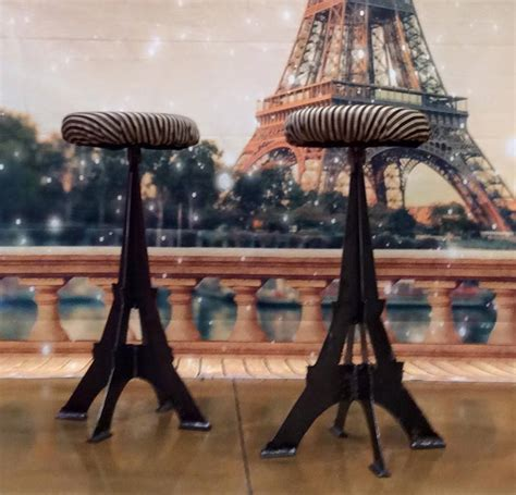 Eiffel Tower Bar Stool by Win The Eiffel Tower Stool Tables Shakespeare On