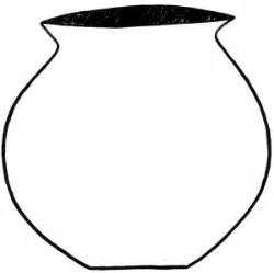 Water Pot Outline by Story Activities For Spells And Potions Mosaic