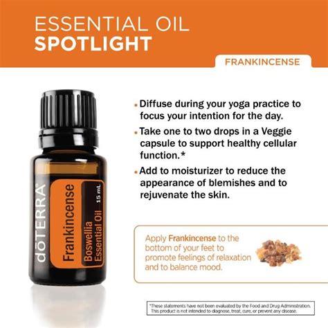Essential Frankincese Product Description