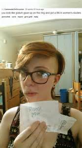 Roast me the girl who looks very similar to gollum of the lord of