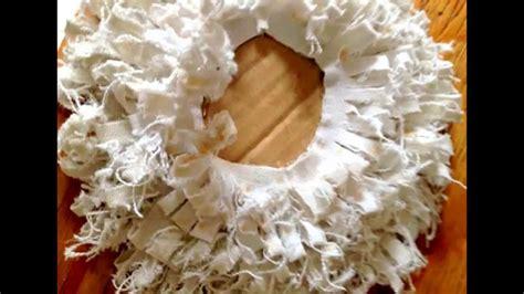 Weihnachtsdeko Shabby Chic by Diy Aus Leinen Blumen Basteln Fluffy Flowers