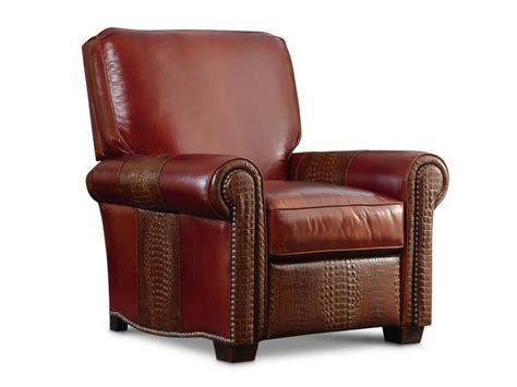 2677h High Back Recliner Leathercraft Furniture