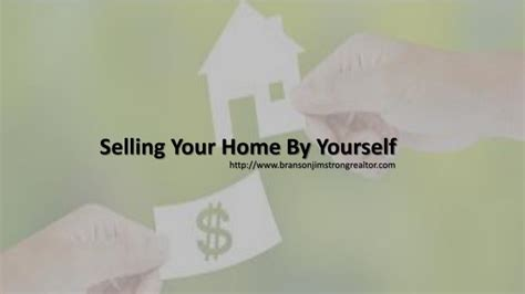 ppt selling your home by yourself powerpoint