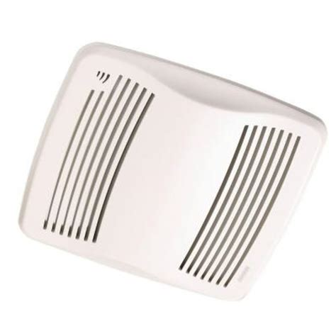 moisture sensing bathroom fan nutone qtx series very quiet 110 cfm ceiling humidity