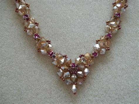 jewelry pdf bow tie necklace pdf jewelry tutorial instant