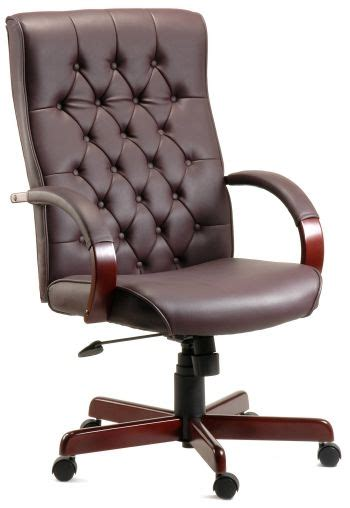 traditional leather armchair warwick traditional leather executive armchair with a