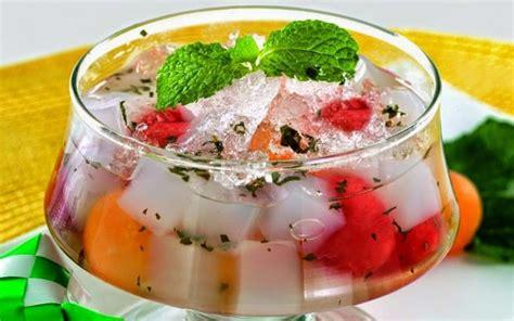 membuat yoghurt rasa buah cara membuat es buah showcase lemari makanan dan minuman