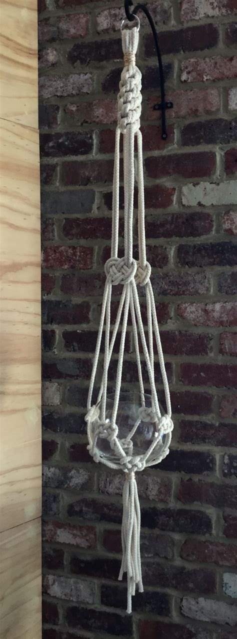 Basic Macrame Plant Hanger - best 25 macrame plant hangers ideas on plant