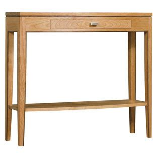 stickley cherry sofa table chelsea console table metropolitan collection by stickley