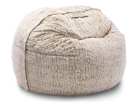 lovesac slippers limited edition birch phur supersac from lovesac
