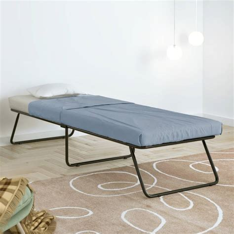 Camabeds Smart Guest Folding Bed Metal Single Bed Price In Folding Beds