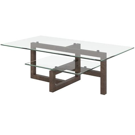 Solid Wood Coffee Table Canada Tekno Coffee Table Home Envy Furnishings Solid Wood Furniture