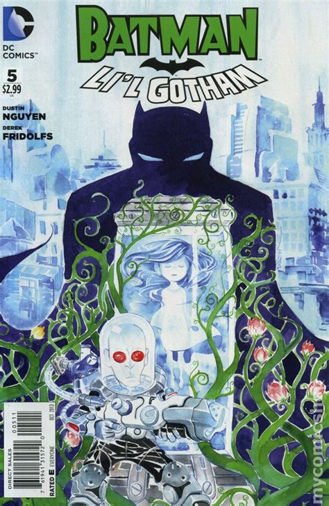 Batman Lil Gotham batman lil gotham 2013 comic books