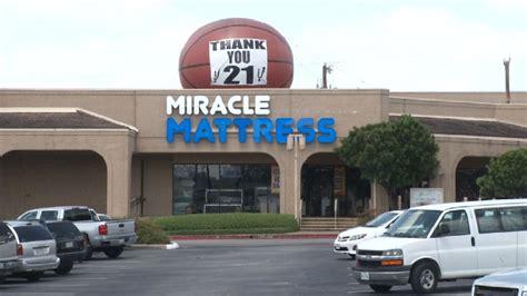 Miracle Mattress San Antonio miracle mattress closes store indefinitely following