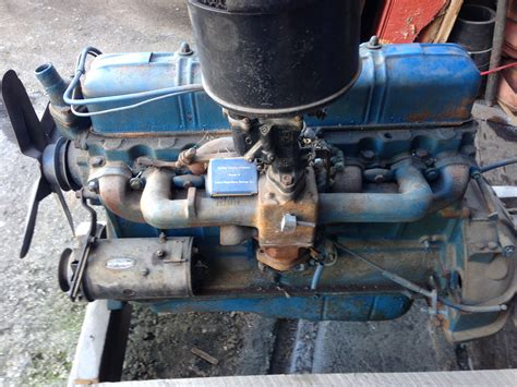 1947 chevrolet 216 engine rebuilt buy sell antique