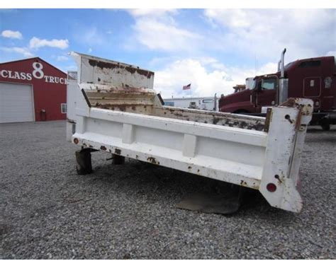 Williamsen 10 Dump Box Truck Bed For Sale Spokane Wa 8551168 Mylittlesalesman Com