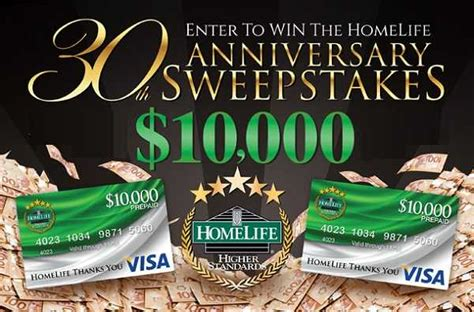 Enter Indiestylefiles Contest by Win 10 000 With Homelife Sweepstakes Sweepstakesbible