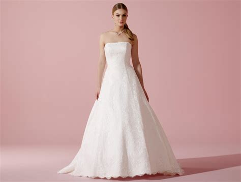 Brautkleider Junge Frauen by Hochzeitskleider Brautkleider F 252 R Jede Figur Brigitte De