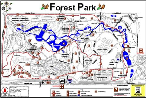 forest park map the civil war muse forest park in st louis missouri