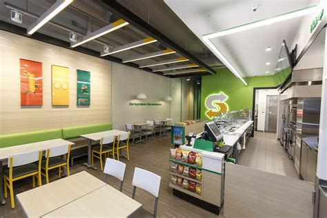 new design cafe kabul subway 174 brings fresh forward with new restaurant design