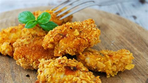 Chicken Crispy crispy chicken bites multikochde