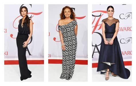 Catwalk To Carpet Beckham In Diane Furstenberg by Evening Wear 2015 Cfda Awards Best Dressed