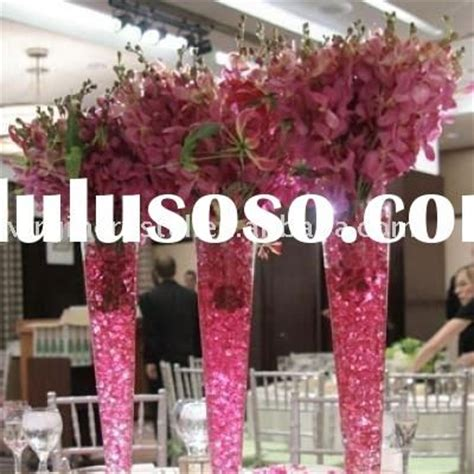 vase fillers for wedding centerpieces 26 best images about center pieces on