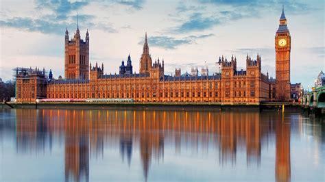 houses  parliament big ben london england uk