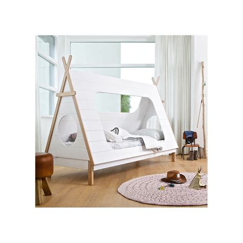 teepee bed this amazing luxury kids teepee tent bed from woood is