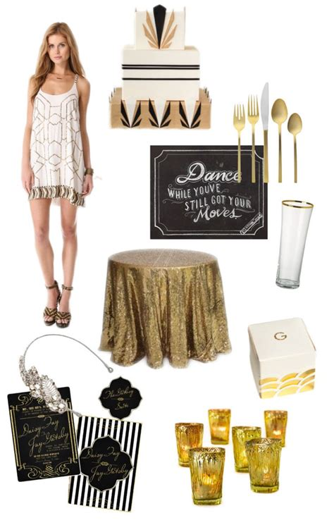 unique themes in the great gatsby 269 best great gatsby wedding theme images on pinterest