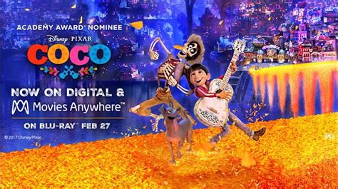 coco disney release date indonesia disney pixar s coco on blu ray dvd tuesday 2 27 review