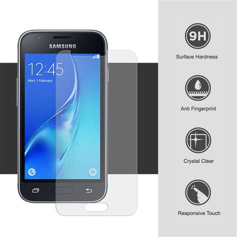 Tempered Glass For Samsung J1 Anti Gores Kaca Limited 9h tempered glass screen protector samsung galaxy j1 mini