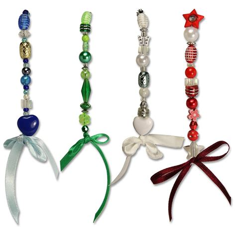 bead bookmark craft beaded bookmarks family crafts