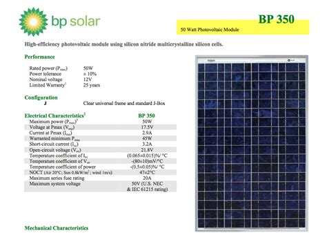 bp solar panels wiring diagram 28 images serie