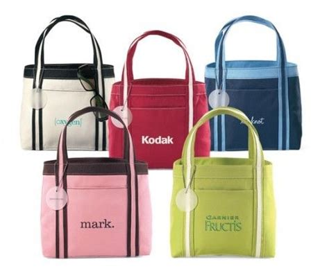 17 best images about pink promo totes and cosmetic bags on