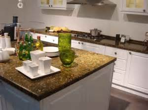 kitchen installing resin countertops for glowing kitchen