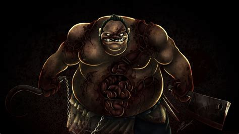 quot fresh quot w pudge dota 2 wallpapers