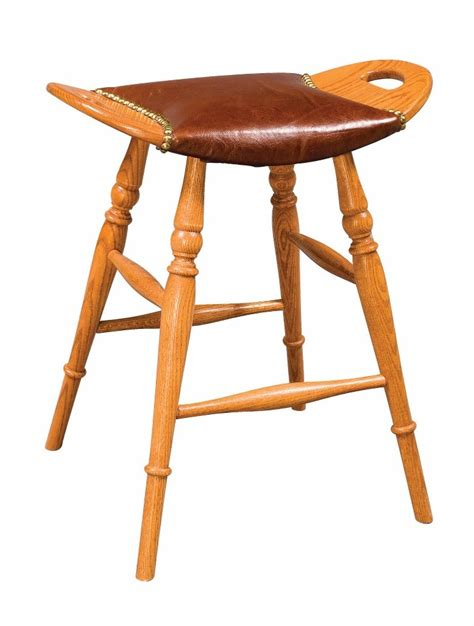 Saddle Seat Stool by Saddle Seat Stool Town Country Furniture