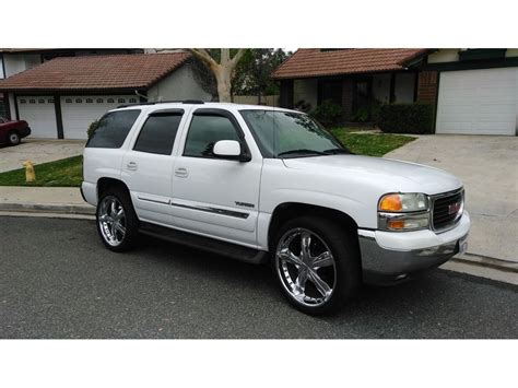 2005 gmc yukon for sale by owner in moreno valley ca 92557