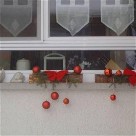 fensterbank draussen weihnachtsdeko f 252 r die fensterbank drau 223 en