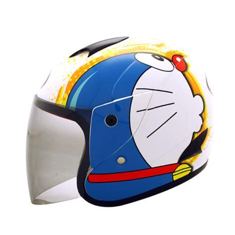 Helm Bogo Motif Doraemon Black Doff helm mds sport r3 doraemon pabrikhelm jual helm murah