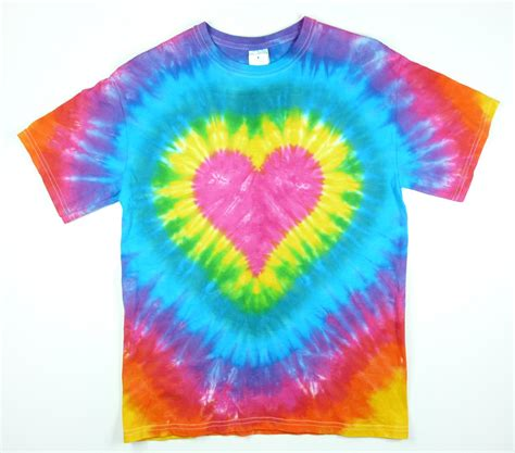 tie dye t shirt mens standard and plus sizes pink