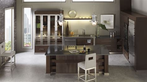 walnut kitchen cabinets walnut kitchen cabinets omega cabinetry