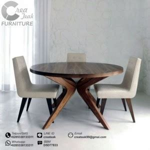 Kursi Tamu Ligna Furniture set kursi makan minimalis ligna createak furniture