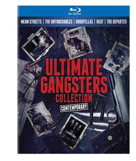 gangster ultimate film collection get a good one friday the 13th the hangover django