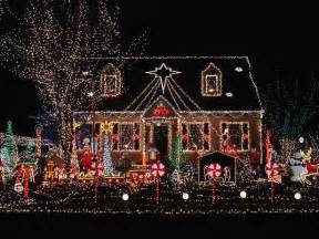 Xmas Decorated Homes by 10 Superb Outdoor Christmas Decoration Ideas