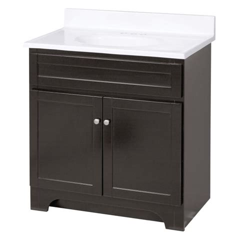 30 in bathroom vanity combo columbia 30 quot vanity combo with top planet granite