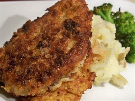 fried chops buttermilk fried pork chops
